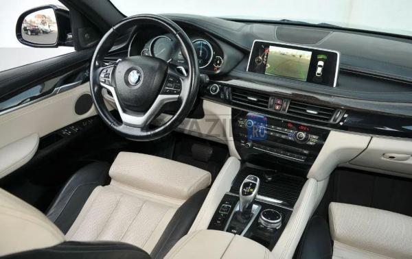 Vand BMW X6